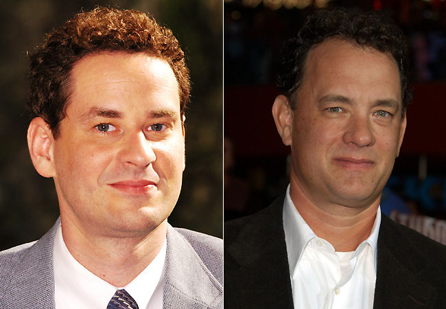 05. Tom Hanks e Dan Stulbach Javier Bardem