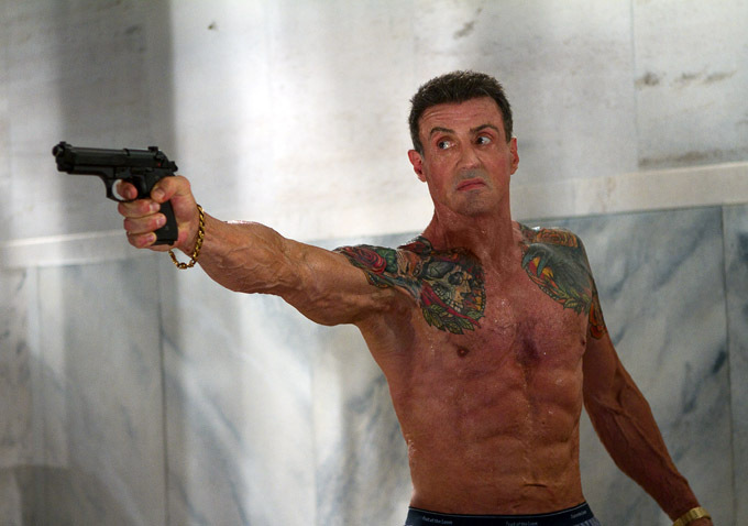 How Old Is Sylvester Stallone 2013
